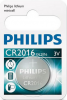 Philips Lithium Battery CR2016 3V