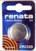 Renata Lithium Battery CR2320  3V