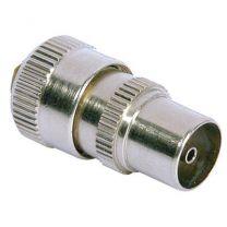 Coax Plug - Single