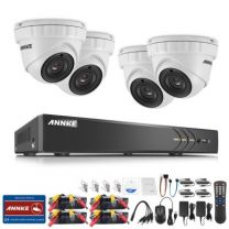 4 Channel 3MP DVR Kit