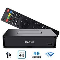 MAG352 4K IPTV Set-Top Box