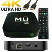 MU M3 Android Set Top Box