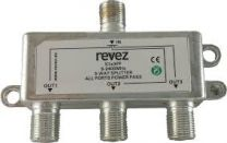 Revez 3 Way Splitter