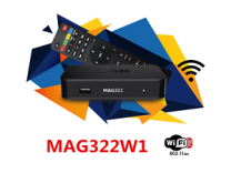 MAG322 IPTV Box Wifi Version